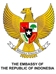The Embassy of the Republic of Indonesia Logo
